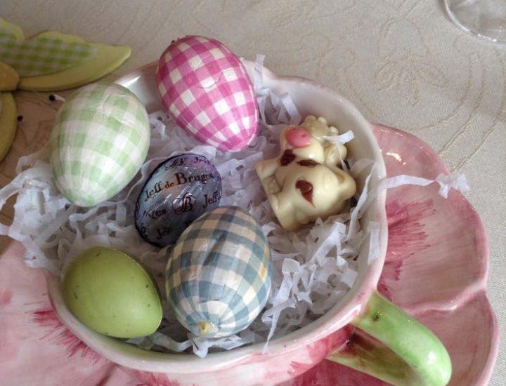 Ma déco de Pâques