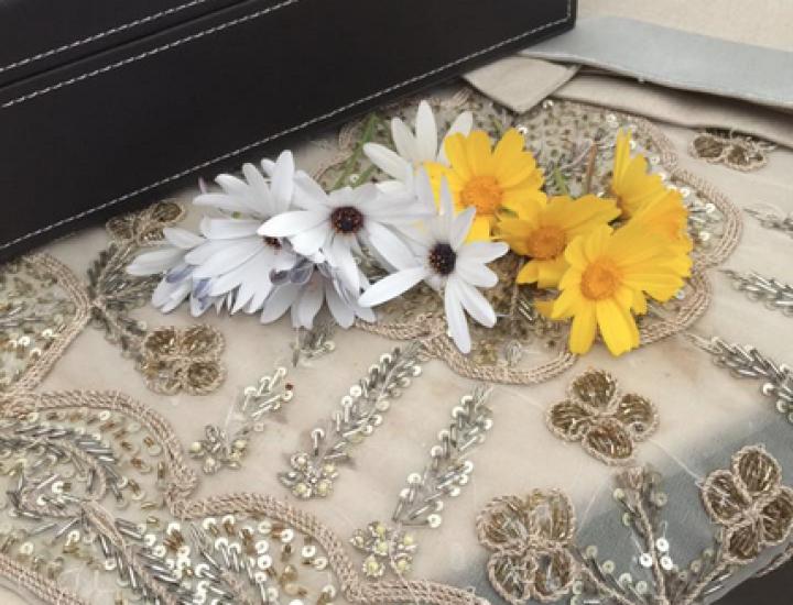 Les fleurs de mon prince