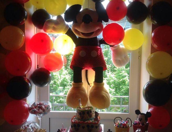 Anniversaire thème Mickey