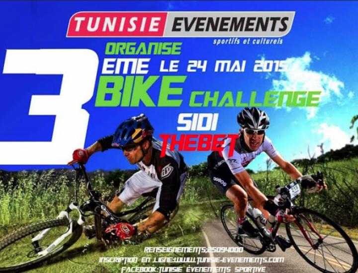 3ème Édition Sidi Thabet Challenge Bike