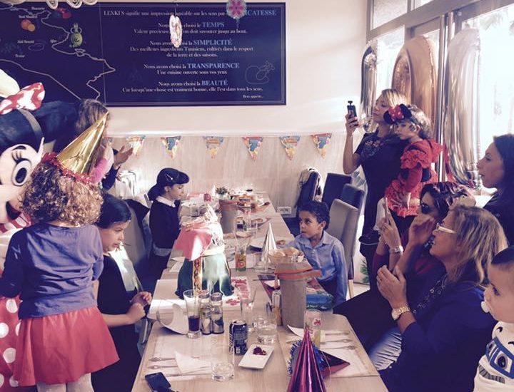 Un restaurant kids friendly pour le Samedi