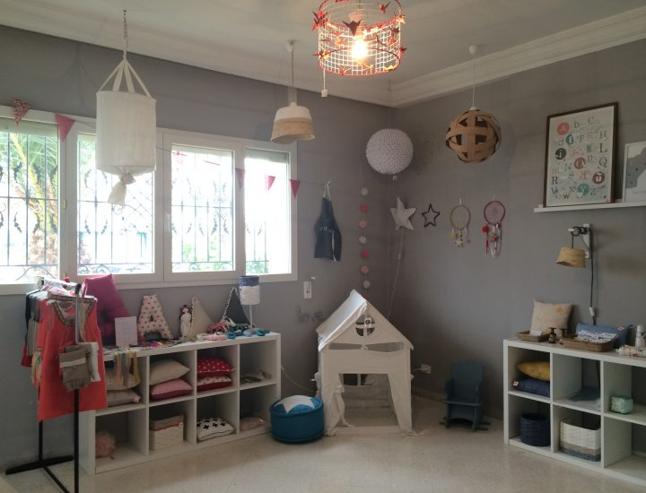 Les Espaces Kids Friendly à Tunis