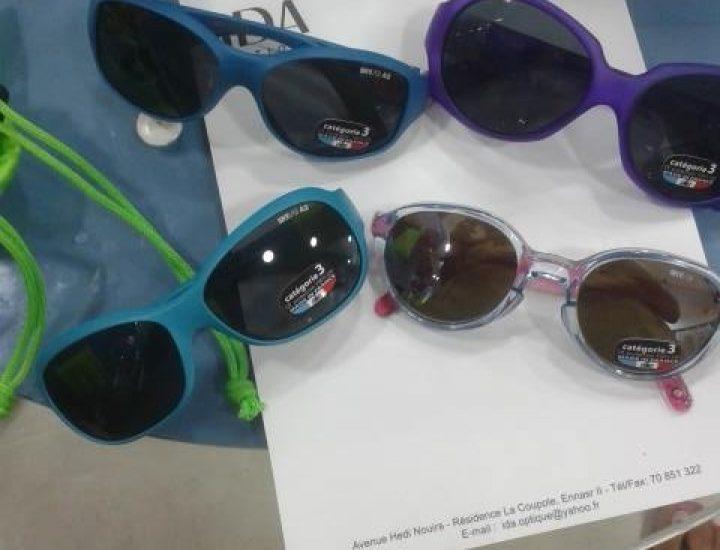 De super lunettes pour les petits