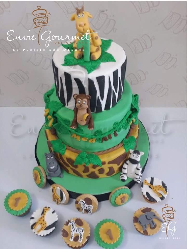 Commander gateau anniversaire 40 personnes