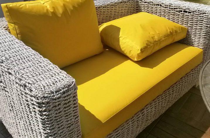 Retaper des meubles en rotin