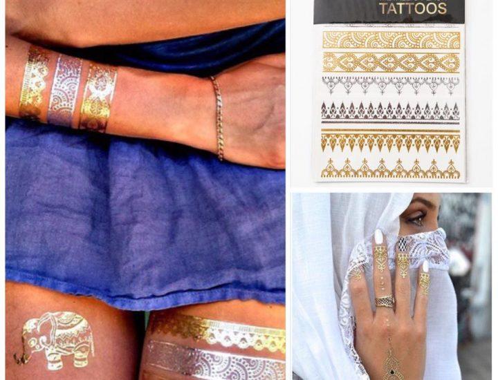 Binetna offre des tattoos