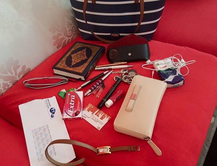 Le sac d'une Tunisienne