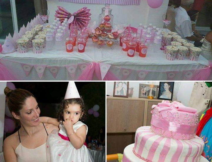 La fête d'anniversaire de ma princesse (Home made)