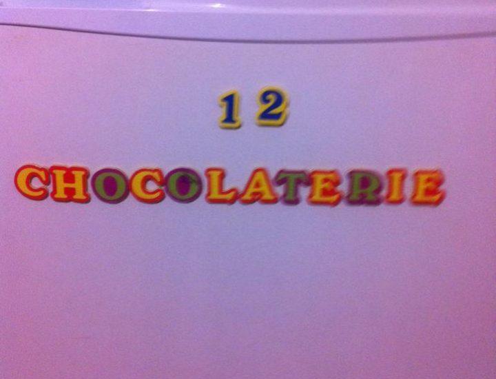 Nouvelle expérience: La Chocolaterie
