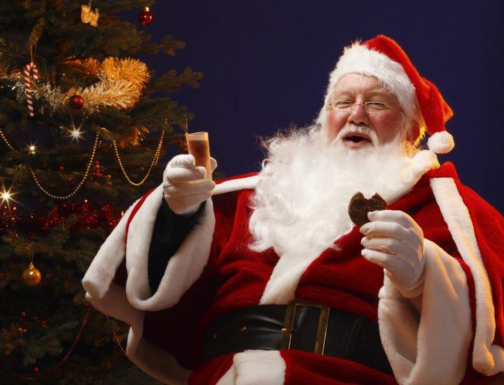 Rendez-vous avec le père Noël au Carrousel