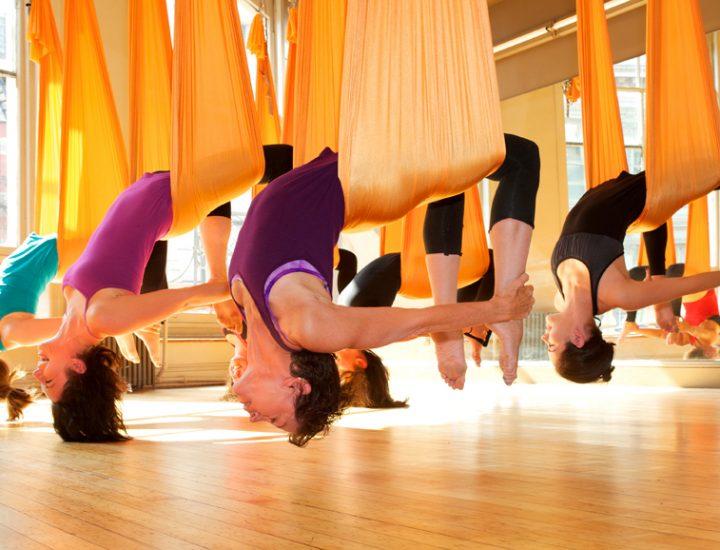 J'ai essayé le yoga air et c'est magique!