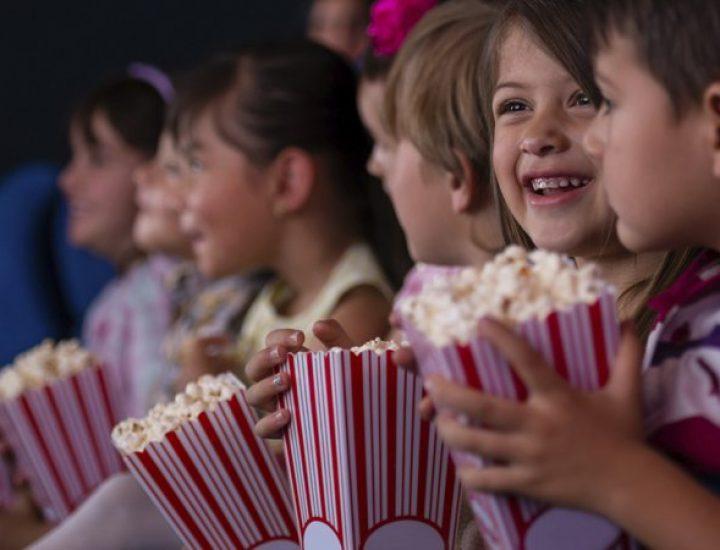Emmenez les petits au cinéma