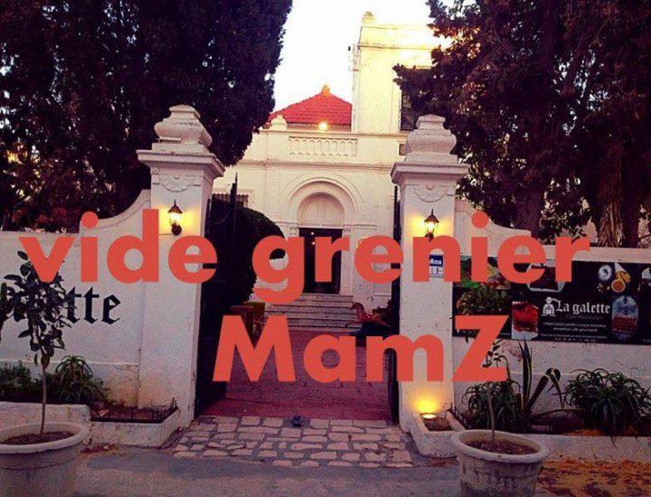 Vide grenier MamZ à la Galette