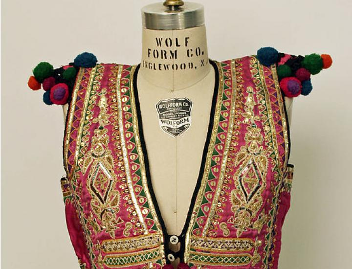 Des costumes traditionnels tunisiens au «Metropolitan Museum of Art, New York»