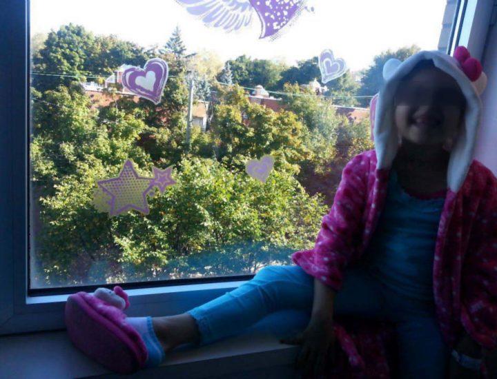 Aidez des enfants leucémiques
