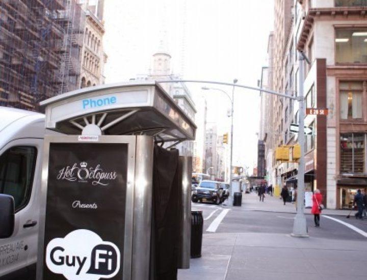 Des cabines pour se masturber au coeur de New York