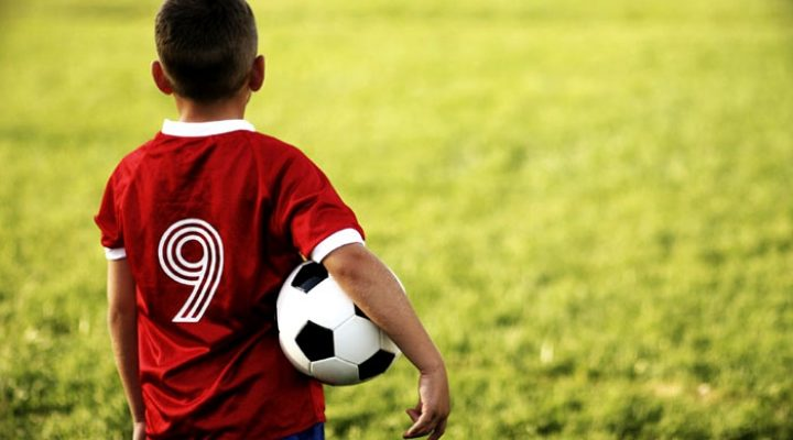 Super Deal pour un club de foot pour les petits