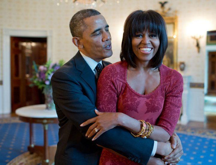 Déclarations de la Saint-Valentin de Barack&Michelle Obama