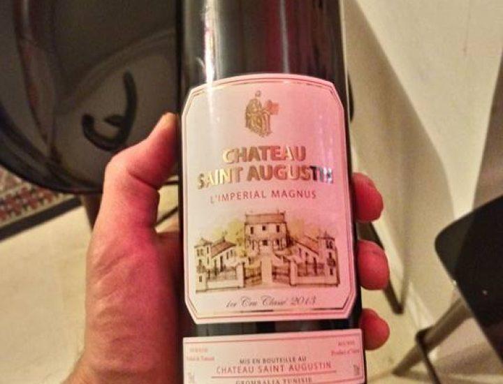 Bon plan pour «vin rouge château Saint augustin»