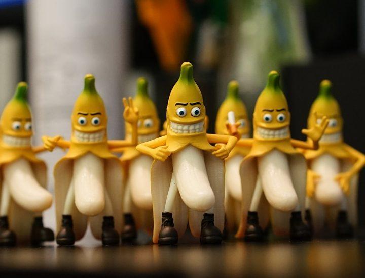 Ne jetez plus les peaux de bananes!