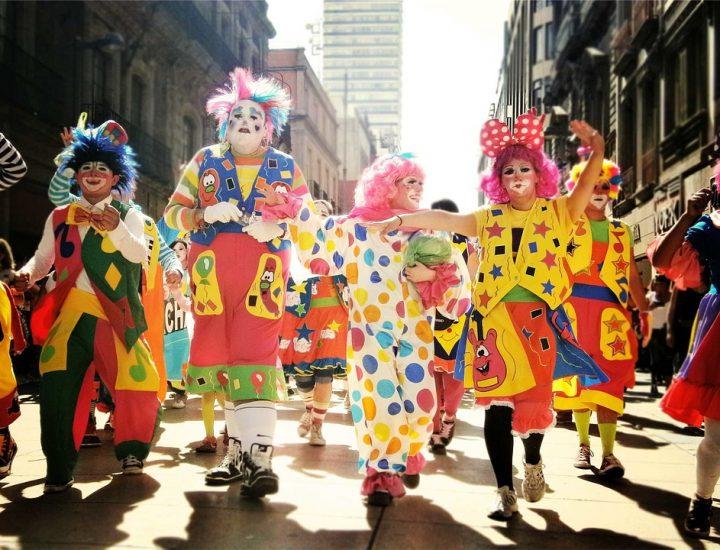 Un atelier de Clown ça vous dit?
