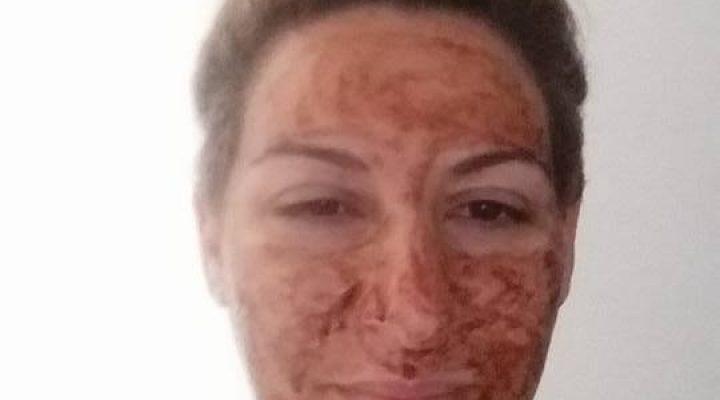 Masque naturel pour le visage