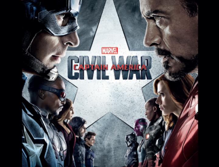 Plan cinéma 3D avec les enfants: Captain America débarque