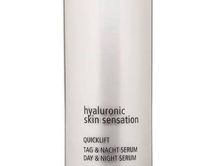 Hyaluronic skin sensation: le Soin Visage à l'Acide Hyaluronique