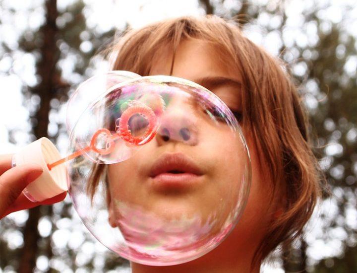 Comment préaprer le liquide pour les bulles de savon