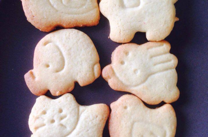 Recette: Petits biscuits sablés rigolos