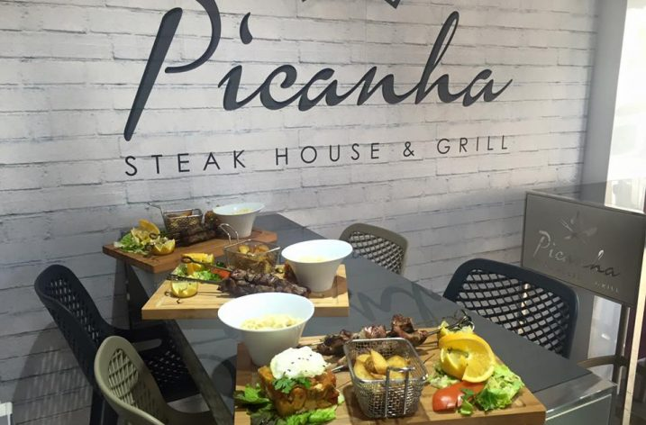 Un savoureux déjeuner entre amies à Picanha Grill