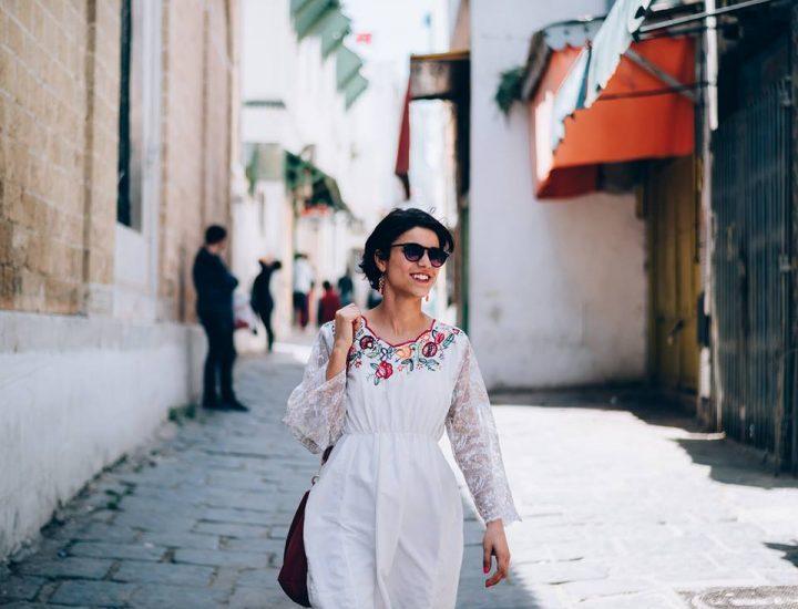 Mettez une touche tunisienne dans vos vêtements