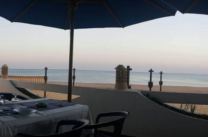 J'ai testé le restaurant pêcheur à El Haouria