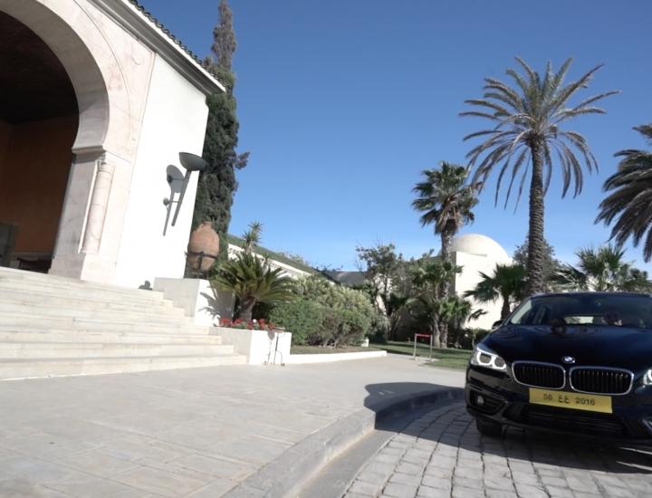 Ben Jemâa Motors prête sa BMW Série 2 à des femmes actives