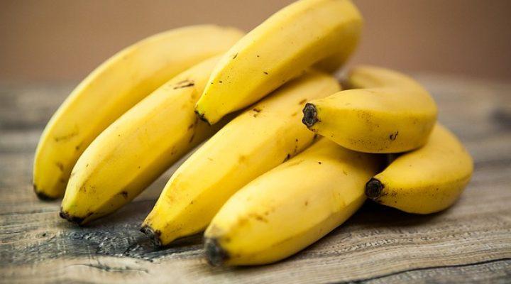 Masque anti-rides à la banane