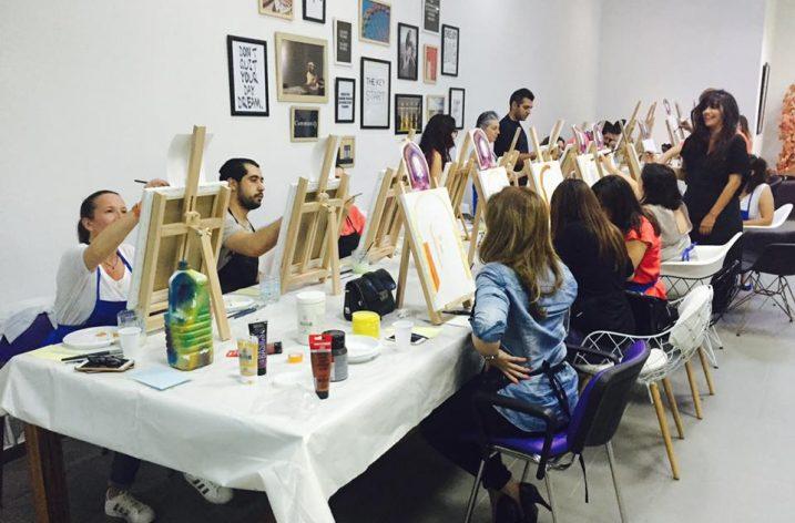 Atelier «l'artiste c'est moi»