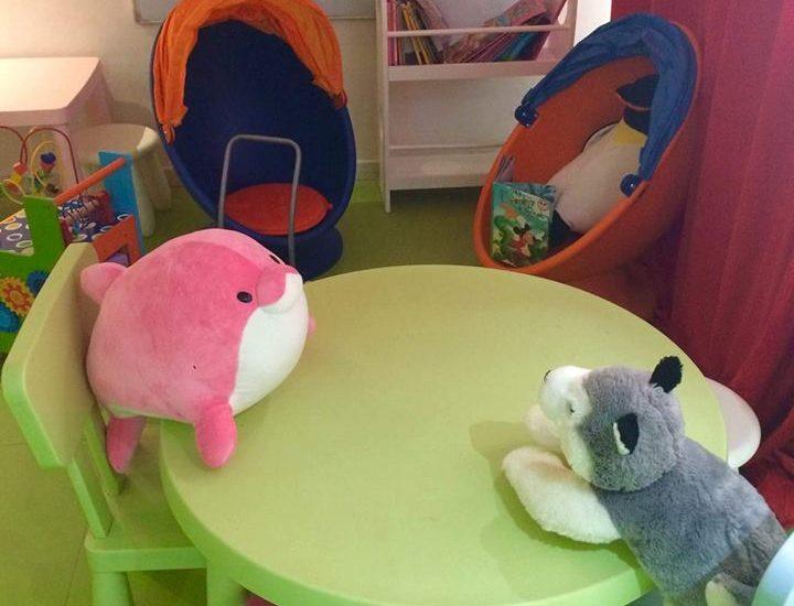 Un salon de thé Kids friendly à El Manar