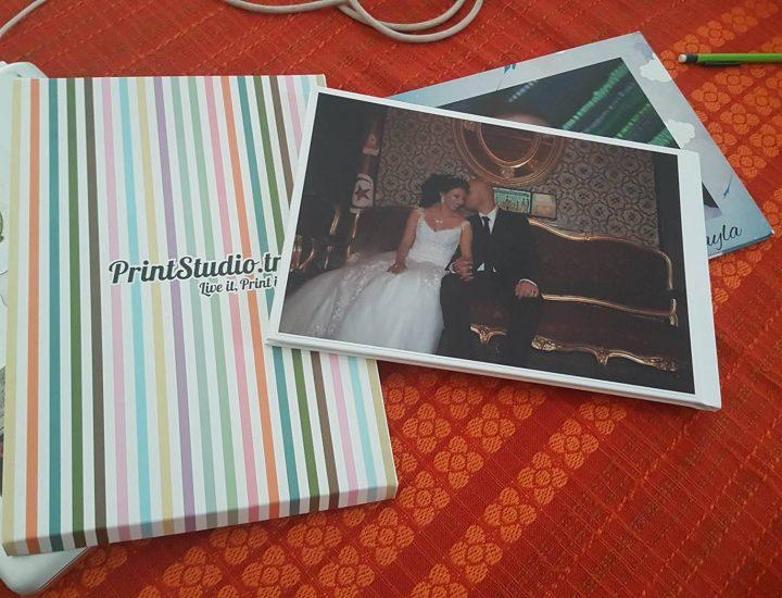 Bon plan: un album avec ses photos livré à domicile