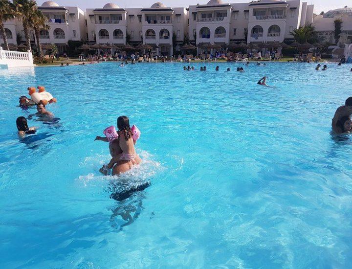 Un hôtel sympa à Hammamet pour des retrouvailles en famille