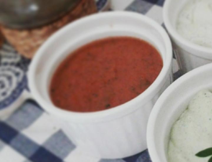 Recette sauce à la Kerkenaise