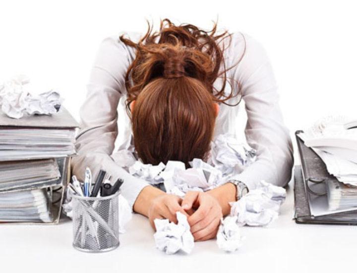 Quand le travail fait perdre l'envie de vivre