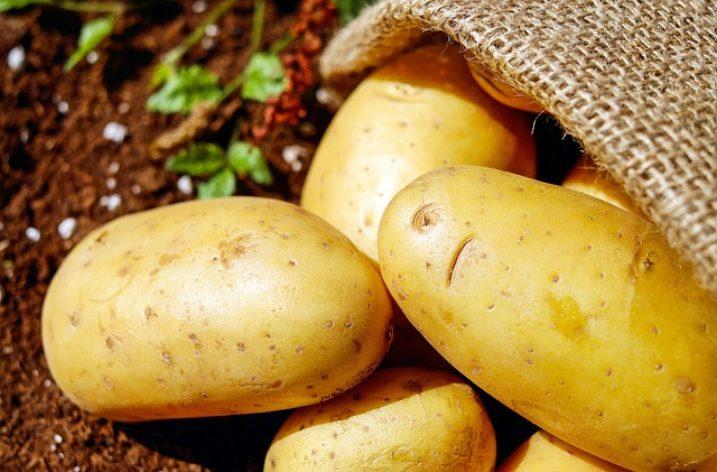 Éplucher les pommes de terre à la vitesse de la lumière!