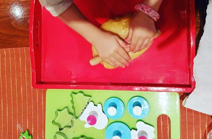 Recette biscuits à faire avec les petits