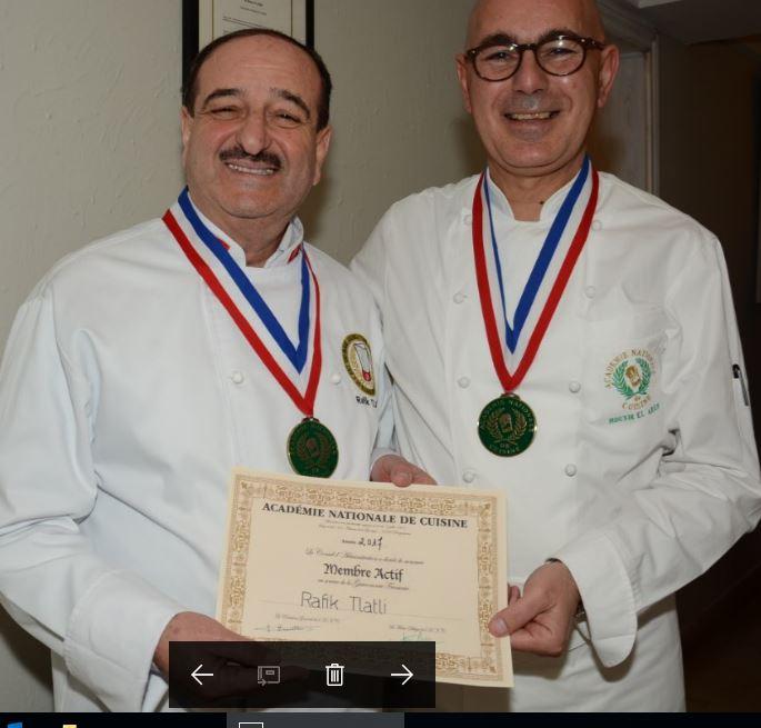 L acad mie nationale de cuisine veille sur nos papilles for Academie nationale de cuisine