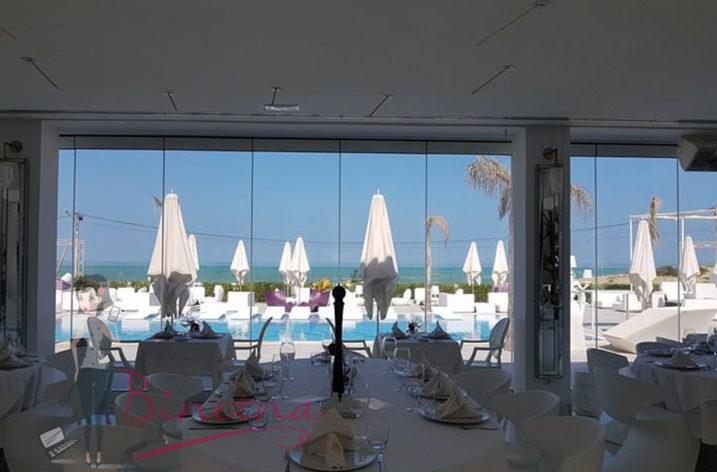 Billionnaire: Un super Restaurant avec vue Mer