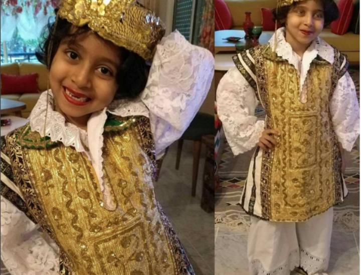 Où trouver des tenues traditionnelles pour les petits?