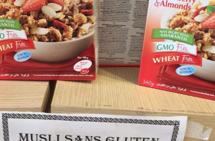 Bon plan pour acheter Museli sans gluten