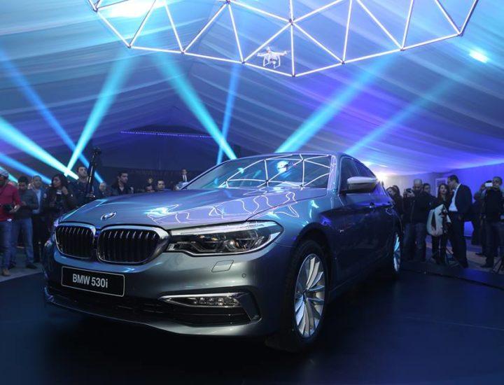 La nouvelle BMW série 5 Berline dispo en Tunisie