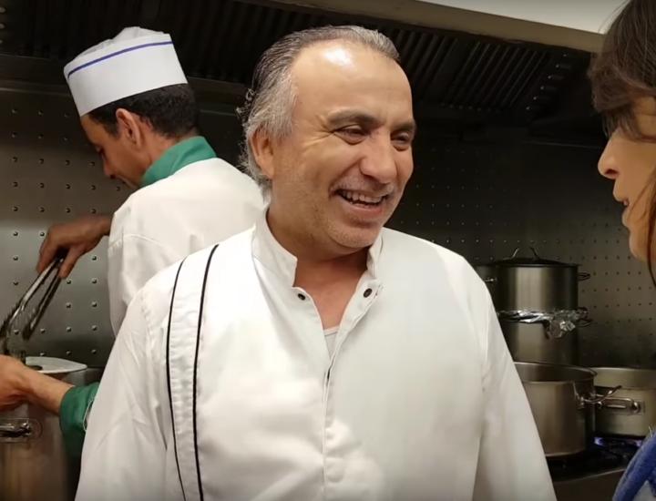 Découverte du cuisinier de Côté Jardin (vidéo)