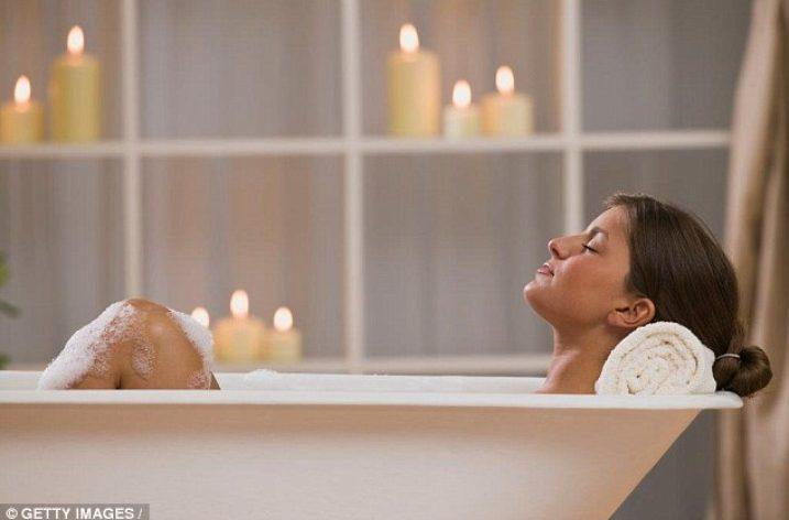 Un bain chaud brûlerait autant de calories que 30 minutes de marche!